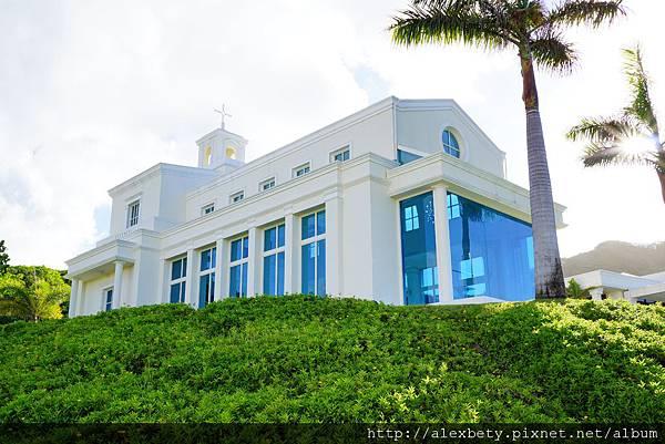 Crystal Chapel - Nikko Hotel Guam