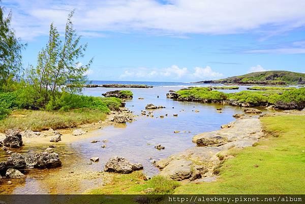 伊納拉漢天然池 關島 Inarajan Natural Pool - GUAM