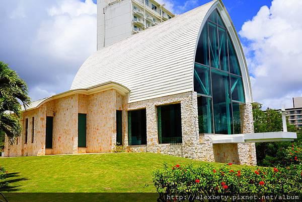 Aqua Stella Chapel - Hilton Guam Resort