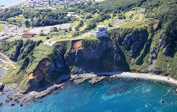 小樽城堡飯店空中鳥瞰.jpg