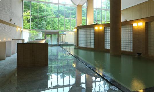 森之謌大浴場1