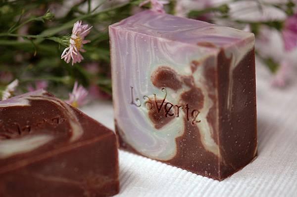 【熱舞十七】巧克力珍珠馬賽皂