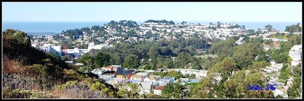 San Francisco (Twinpeaks view)