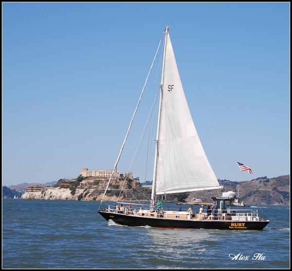 Sailboat Ruby