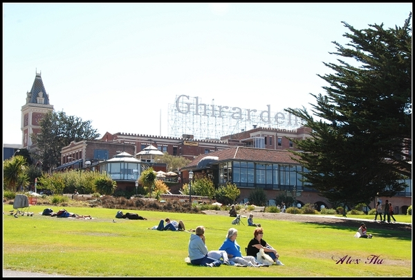 Ghirardell Square