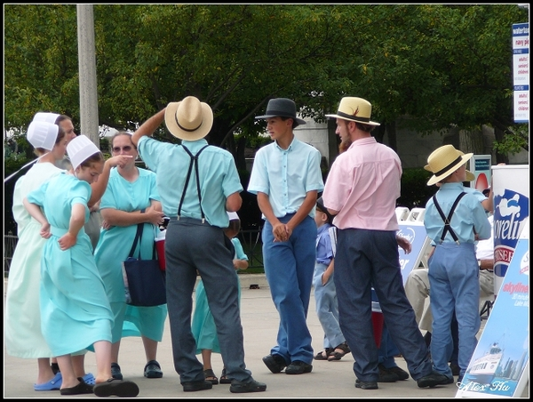 Amish?