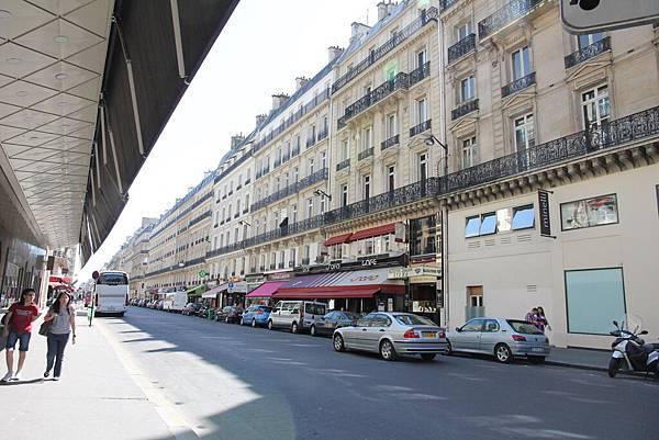 巴黎-拉法葉百貨