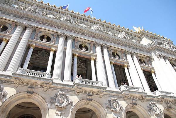 巴黎-巴黎歌劇院