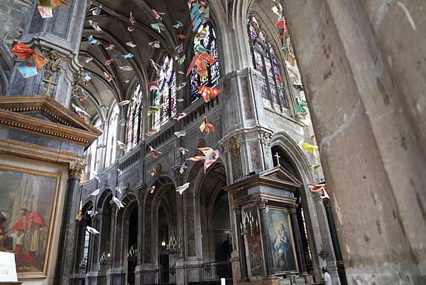 巴黎-不知名教堂