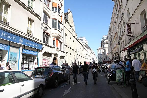 巴黎-瑪黑區