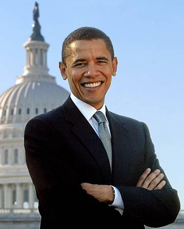 歐巴馬袖口