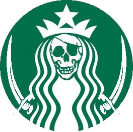 StarbucksPirate