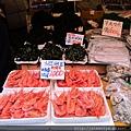 阿美橫町是個採買海鮮好去處