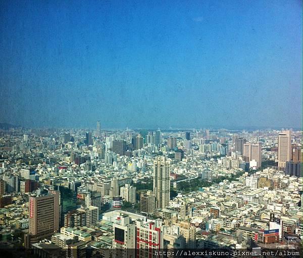 高雄85大樓觀景