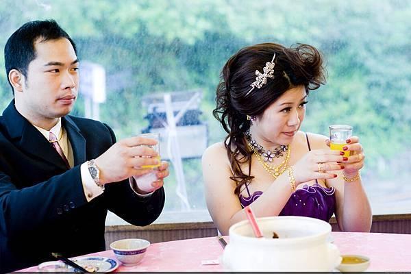 【彼得兔婚禮攝影】~朱府文定