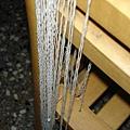 拆開的棉繩