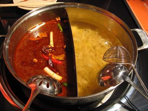 四川麻辣和山東酸菜