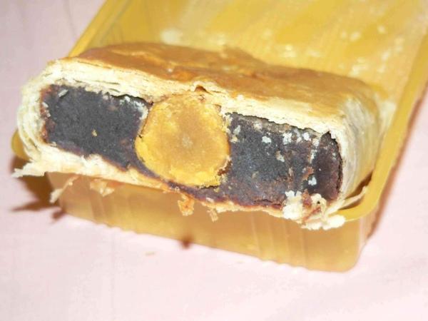 烏豆沙蛋黃