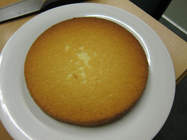 天使蛋糕(失敗)