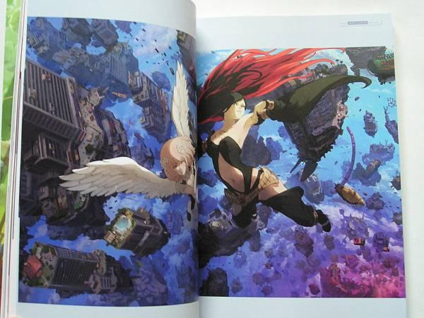 重力異想世界ARTBOOK  5.JPG
