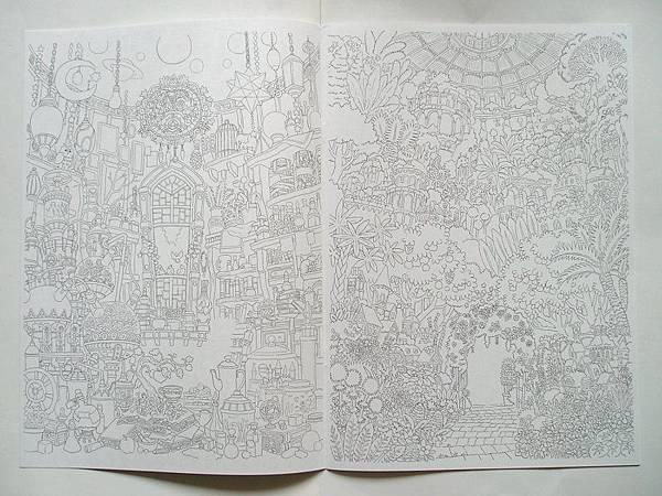 kemineko art work 線稿集 內頁.JPG