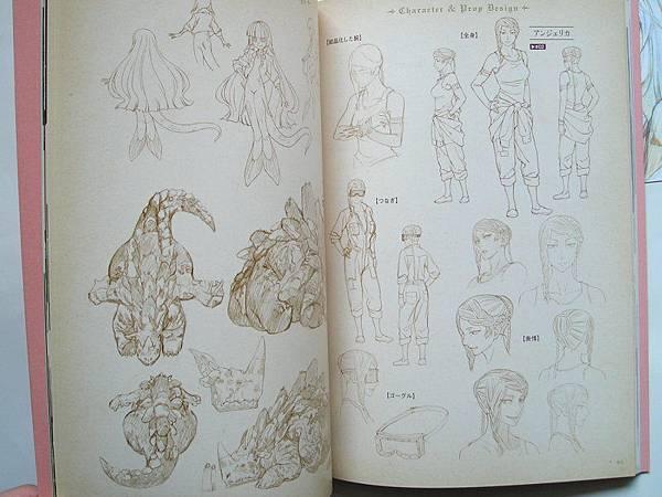 魔法使的嫁 動畫設定集1-9 .JPG