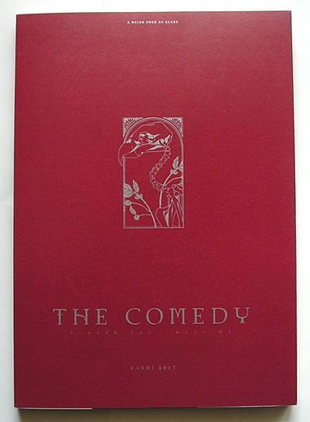 The Comedy 手冊.JPG