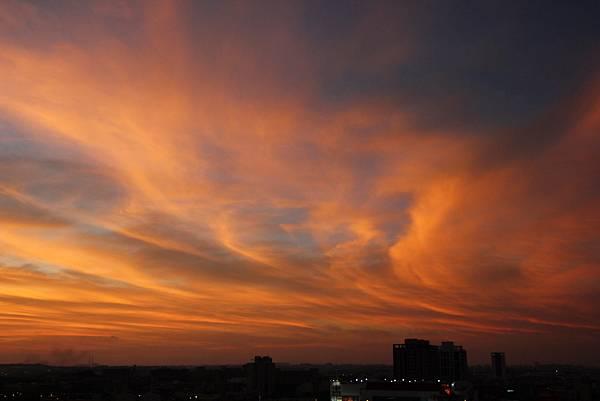 最美的夕陽