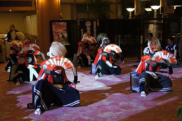 鬼劍舞是一種力量强勁、頗有陽剛之氣的舞蹈