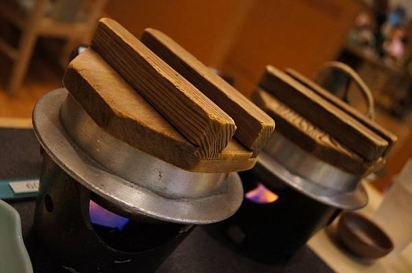 湯の社ホテル志戶平-松茸釜飯