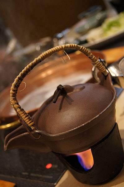 湯の社ホテル志戶平-松茸土瓶蒸