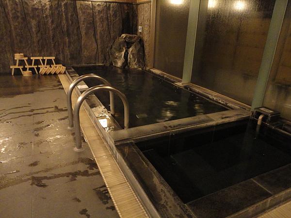 舒適的大浴場