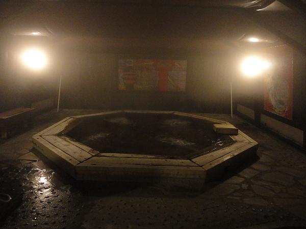 另一個露天風呂「ジャグジー」
