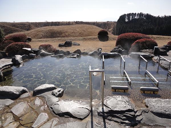 「絕景鼻の湯」的名字取的真好,這麼棒的視野大概只有位在瀬本高原上的三愛ホテル做得到