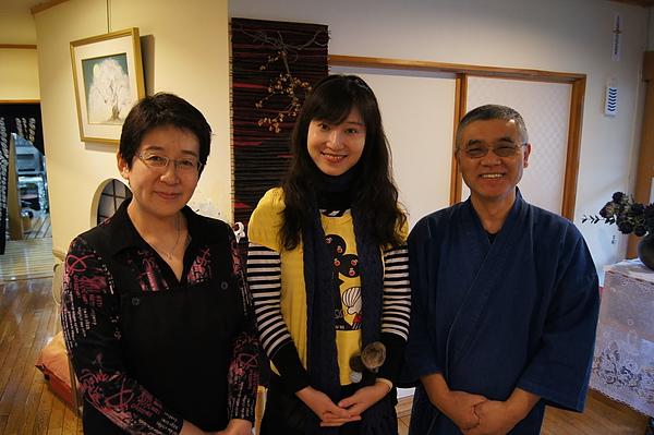 接著老公公又幫我又和老闆及老闆娘單獨合照,老闆說他有台灣的朋友,所以對台灣遊客有特別的好感,此外他也很喜歡到台灣旅遊,已經來過台灣5次了
