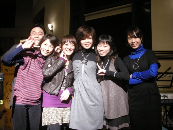 2008/1 Year party