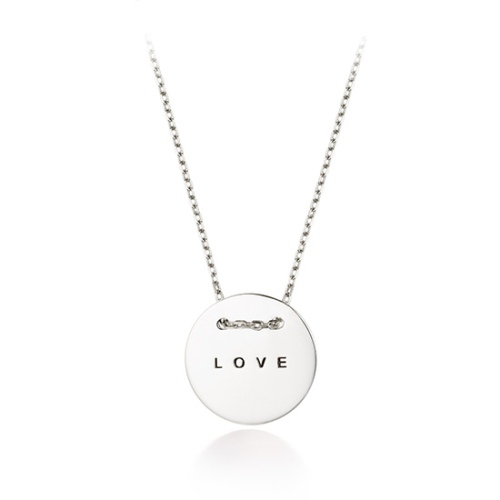 Mystere Love 錢幣項鍊 (代購價: $3280)
