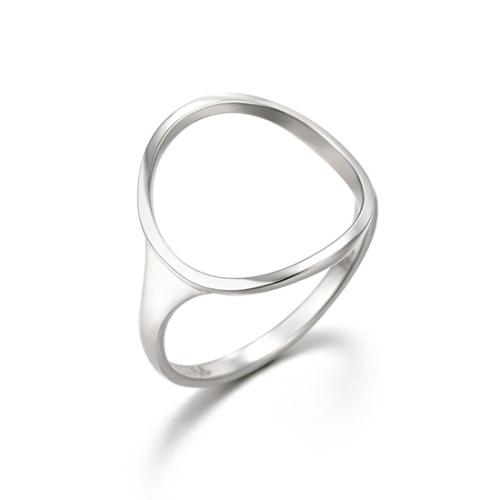 Mystere 圓形簍空戒指 (代購價: $ 2980)
