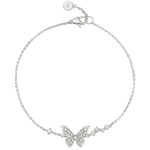 水鑽蝴蝶結手鍊 代購價: $8480