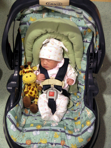 Anna going home -3