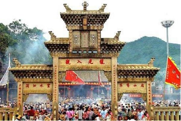 悅城龍母廟