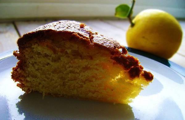 Italian - Classic Italian Lemon Cake - 01