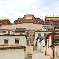 香格里拉-松讚林寺