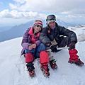哈巴雪山-5396m登頂成功