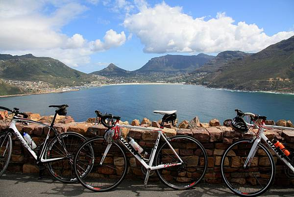 南非年度自行車大賽的必經之地