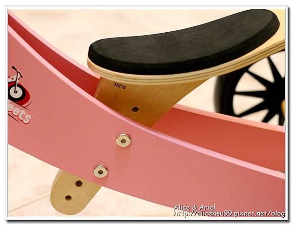 Kinderfeets 美國木製平衡滑步車/教具車
