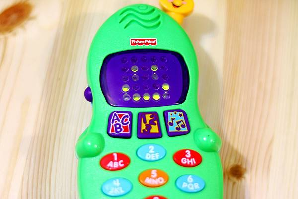 費雪 新學習小電話