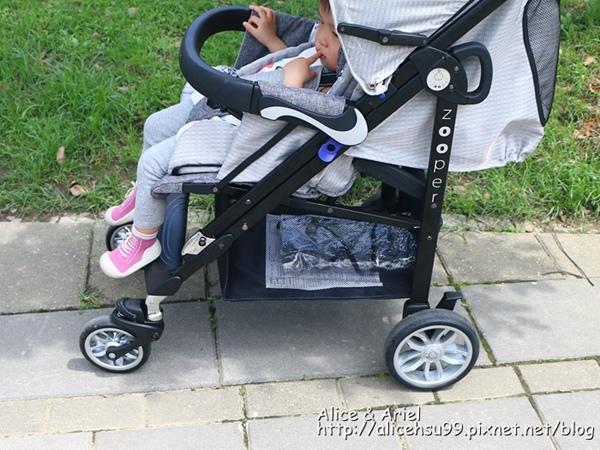 Zooper Waltz² 嬰兒手推車