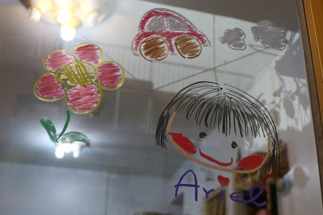 韓國AMOS玻璃蠟筆