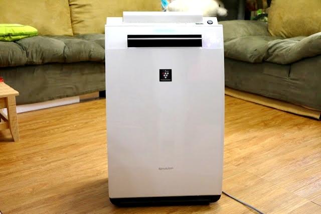 Sharp 夏普空氣清淨機 KI-FX55-1